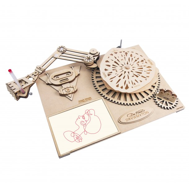 Da Vincis Tegnemaskine - Robotten
