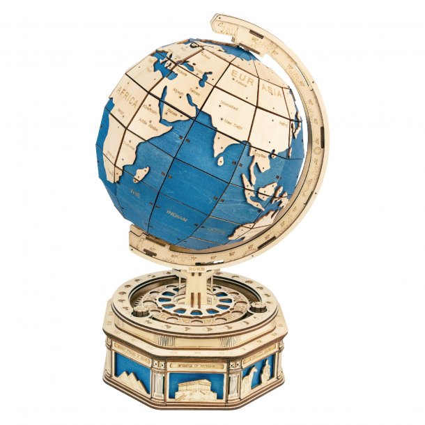 Globus - Stor model