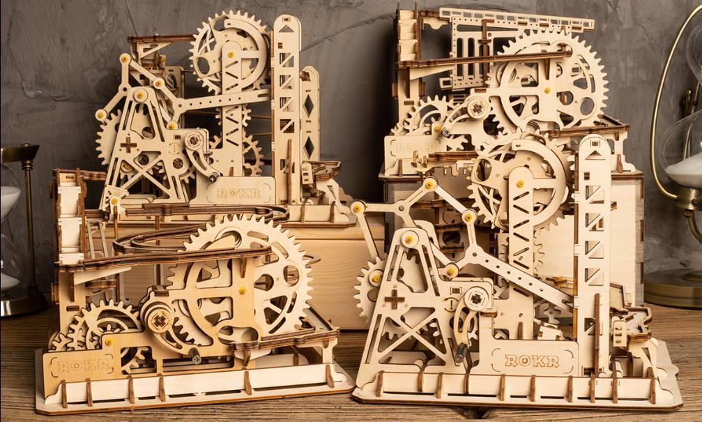 3D Træmodeller